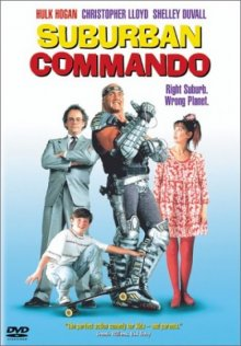 Коммандо из пригорода / Suburban Commando (1991)