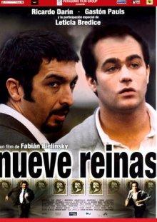 Девять королев / Nueve reinas (2000)