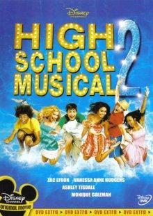 Классный мюзикл: Каникулы / High School Musical 2 (2007)