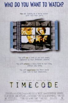 Тайм-код / Timecode (2000)