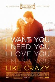 Как сумасшедший / Like Crazy (2011)