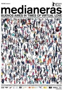 Глухие стены / Medianeras (2011)