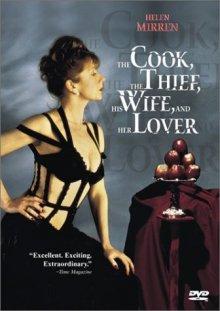 Повар, вор, его жена и её любовник / The Cook the Thief His Wife & Her Lover (1989)