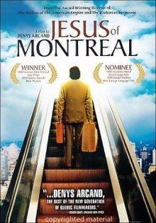 Иисус из Монреаля / Jésus de Montréal (1989)