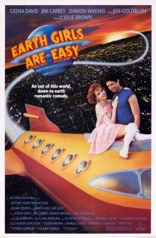 Земные девушки легко доступны / Earth Girls Are Easy (1988)