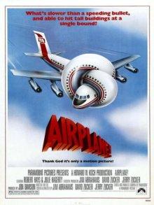 Аэроплан / Airplane! (1980)