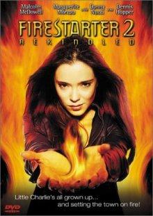 Воспламеняющая взглядом 2 / Firestarter 2: Rekindled (2002)