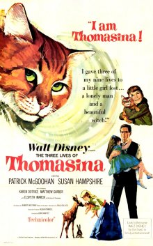 Три жизни Томазины / The Three Lives of Thomasina (1964)