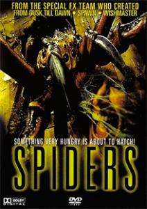 Пауки / Spiders (2000)
