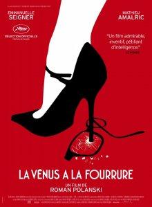Венера в мехах / La Vénus à la fourrure (2013)