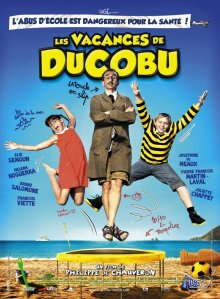 Каникулы Дюкобю / Les vacances de Ducobu (2012)