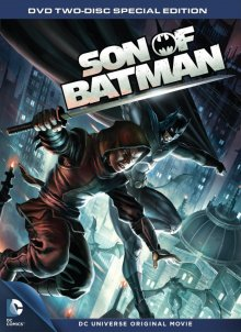 Сын Бэтмена / Son of Batman (2014)