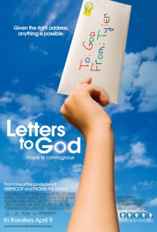 Письма Богу / Letters to God (2010)