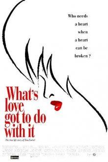 На что способна любовь / What's Love Got to Do with It (1993)