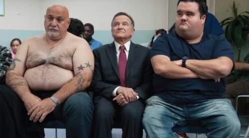 Этим утром в Нью-Йорке (The Angriest Man in Brooklyn, 2014) трейлер фильма на русском