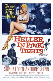 Чертовка в розовом трико / Heller in Pink Tights (1960)
