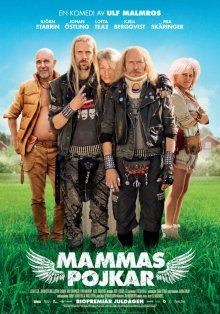 Братья-металлисты / Mammas pojkar (2012)