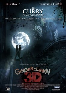 Рыжий клоун / Gingerclown (2013)