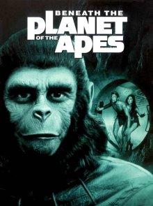 Под планетой обезьян / Beneath the Planet of the Apes (1970)