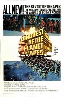Завоевание планеты обезьян / Conquest of the Planet of the Apes (1972)