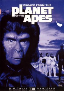 Бегство с планеты обезьян / Escape from the Planet of the Apes (1971)