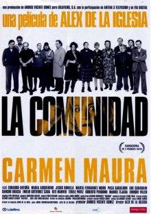Коммуналка / La comunidad (2000)