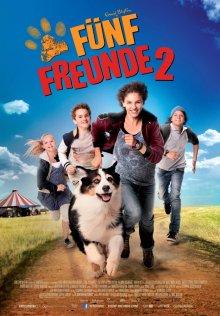 Пятеро друзей 2 / Fünf Freunde 2 (2013)