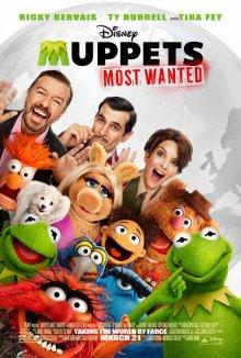 Маппеты 2 / Muppets Most Wanted (2014)