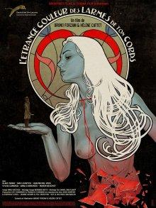 Странный цвет слез твоего тела / L'étrange couleur des larmes de ton corps (2013)