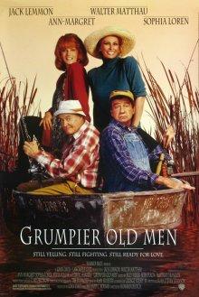Старые ворчуны разбушевались / Grumpier Old Men (1995)