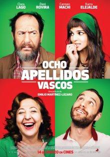 Восемь баскских фамилий / Ocho apellidos vascos (2014)