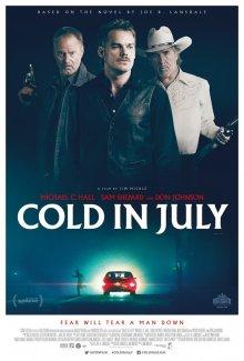 Холод в июле / Cold in July (2014)