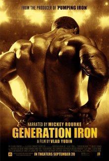 Железное поколение / Generation Iron (2013)