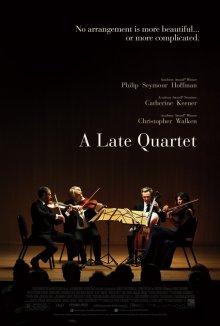 Прощальный квартет / A Late Quartet (2012)