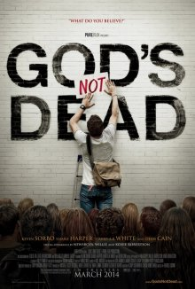 Бог не умер / God's Not Dead (2014)