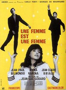 Женщина есть женщина / Une femme est une femme (1961)
