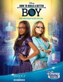 Как создать идеального парня / How to Build a Better Boy (2014)