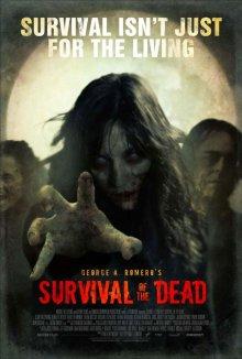 Выживание мертвецов / Survival of the Dead (2009)