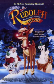 Олененок Рудольф / Rudolph the Red-Nosed Reindeer: The Movie (1998)