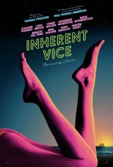 Врожденный порок / Inherent Vice (2014)