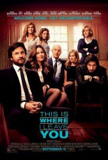 Дальше живите сами / This Is Where I Leave You (2014)