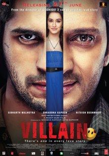 Злодей / Ek Villain (2014)