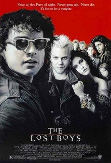 Пропащие ребята / The Lost Boys (1987)