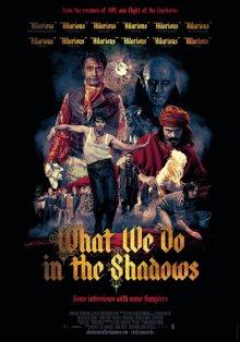 Чем мы занимаемся в тени / What We Do in the Shadows (2014)
