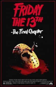 Пятница 13-е – Часть 4: Последняя глава / Friday the 13th: The Final Chapter (1984)