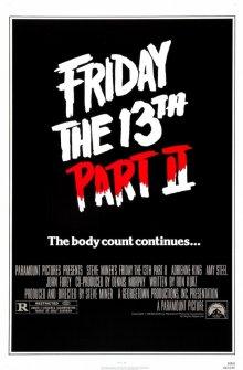 Пятница 13-е – Часть 2 / Friday the 13th Part 2 (1981)