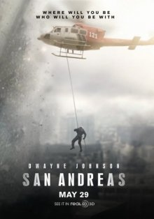 Разлом Сан-Андреас / San Andreas (2015)