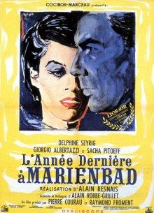 В прошлом году в Мариенбаде / L'année dernière à Marienbad (1961)