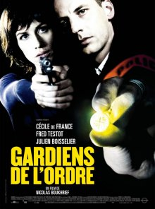 Стражи порядка / Gardiens de l'ordre (2009)