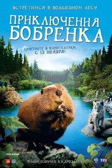 Приключения бобренка / Mèche Blanche, les aventures du petit castor (2008)